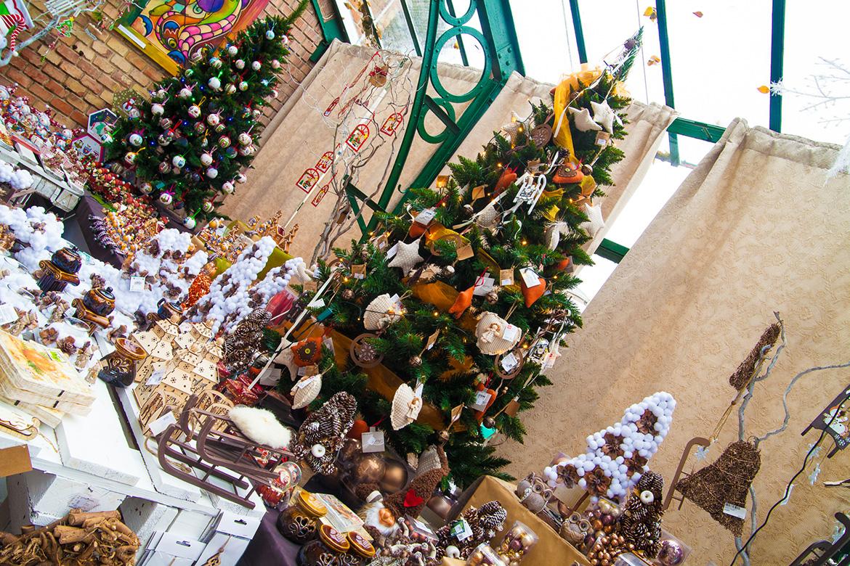 Pálmaház Karácsony